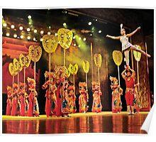 Beijing Acrobats 2 Poster