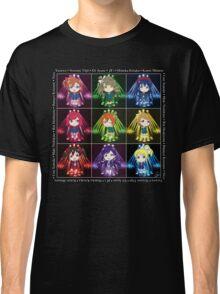 Love Live! - μ's (U's / Muse) Classic T-Shirt