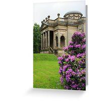 Art & Nature Greeting Card