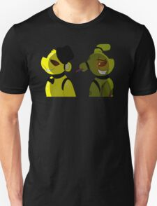 Spring Trap and Golden Freddy  T-Shirt