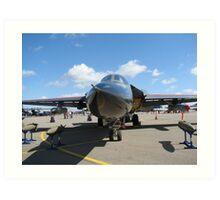 RAAF - F111 Art Print