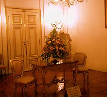 Yellow Room - Hofburg - Innsbruck by sstarlightss