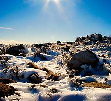 Snowblind: Mt Wellington, Tasmania by pmcphotography