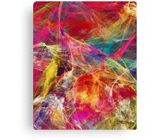 'Simple Abstract 015' Canvas Print