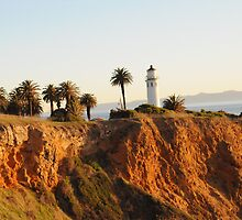 Point Vicente Lighthouse by VanDeVanter