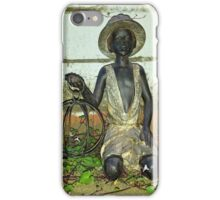 The nothing that I cage iPhone Case/Skin