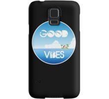 Good Vibes Island Samsung Galaxy Case/Skin