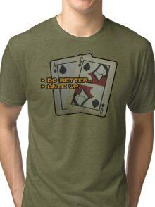 BlackJack CM Tri-blend T-Shirt
