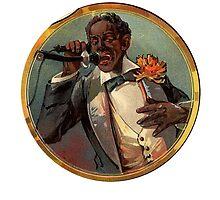 Telephone operator by musicmanmatt