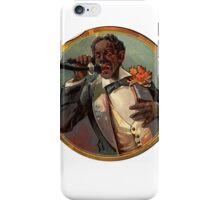 Telephone operator iPhone Case/Skin