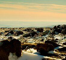 Snowblind 2: Mt Wellington, Tasmania by pmcphotography