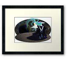 Celestial Sisters Framed Print
