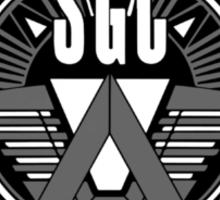 Stargate Coffee Tau'ri Sticker
