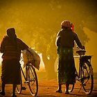 Two Women in Mozambique by Tim Cowley