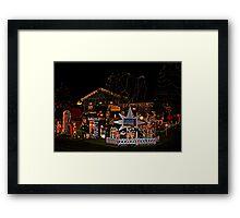 suburbia 7 Framed Print