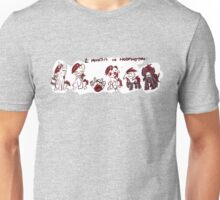 Two Months in Hoofington Unisex T-Shirt