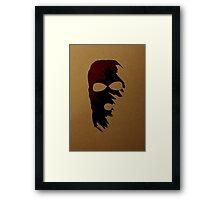 Criminal Concept | Four Framed Print