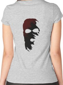 Criminal Concept | Four Women's Fitted Scoop T-Shirt