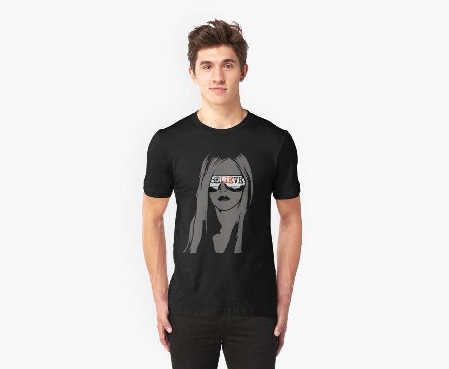 DellaGunnz by Dirt Tee Shirts .