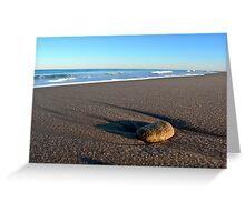 Zen Beach (I) Nauset- Orleans Greeting Card