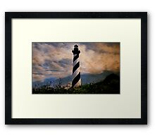 New Cape 2 Framed Print