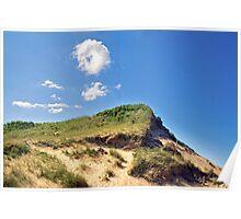 Cahoon Hollow Dune (Wellfleet, Cape Cod) Poster