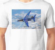 Alpha Jet E-107 F-TEUD rolling Unisex T-Shirt
