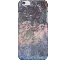 Blue Willow. Monet Style  iPhone Case/Skin