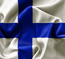 Finland Flag by MarkUK97