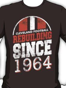 Cleveland Football Rebuilding T-Shirt