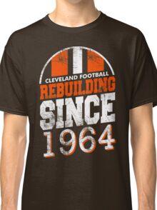 Cleveland Football Rebuilding Classic T-Shirt