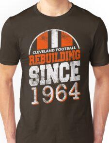 Cleveland Football Rebuilding Unisex T-Shirt