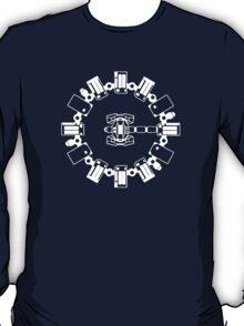 Endurance Lineart (white) T-Shirt