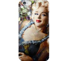 Marilyn Resurrection iPhone Case/Skin