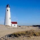 Great Point Lighthouse (Nantucket, Massachusetts) by Christopher Seufert