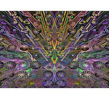Fractal 31 Photographic Print