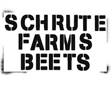 SCHRUTE FARMS BEETS Photographic Print