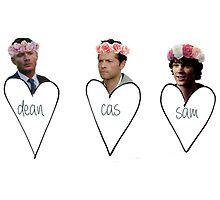 Team Flower Crown by desmondmiles