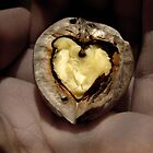 Walnut Heart by Elizarose