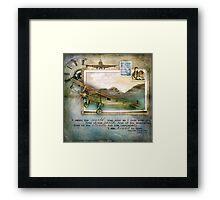 Spirit of Flight Framed Print