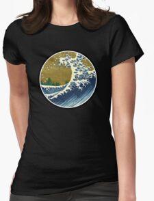 Japanese surf wave T-Shirt