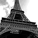 Eiffel Tower 2 by Lewkeisthename