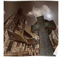 St Pauls Church, The Cross Poster