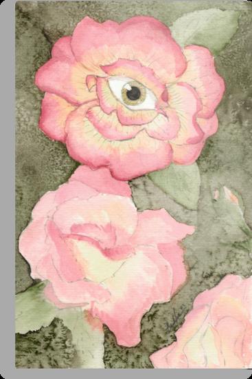 La vie en rose by Peter Zentjens