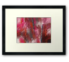 Relief 11 Framed Print
