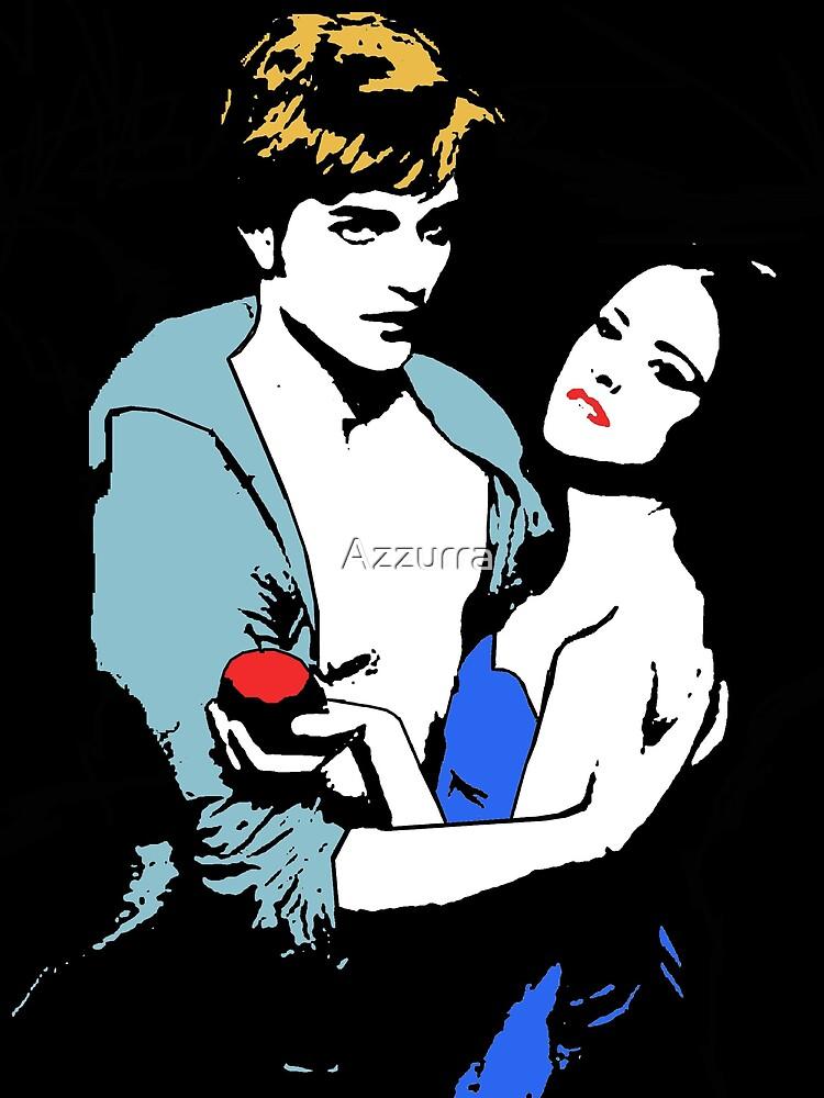 Edward bella by azzurra redbubble for Azzurra culle