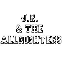 J.R. & The Allnighters  by viixiigfl