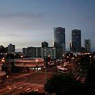 Sunrise over Pensacola by Greg Kolio Taylor