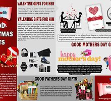 Good Christmas Gifts by ChristmasGifts