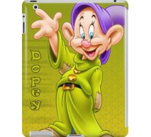 Sweety Dopey iPad Case/Skin